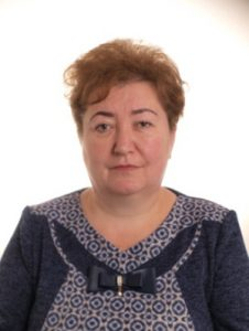 Гаріга Ніна Олександрівна - лікар загальної практики-сімейний лікар