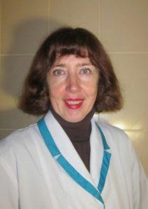 Уманець Олена Олексіївна - лікар загальної практики-сімейний лікар