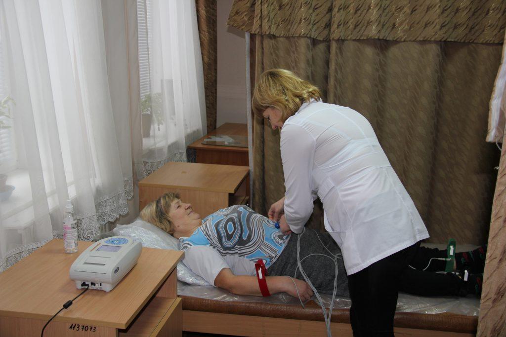 кабінет функціональної діагностики ЦПМСД 4 м.Вінниці